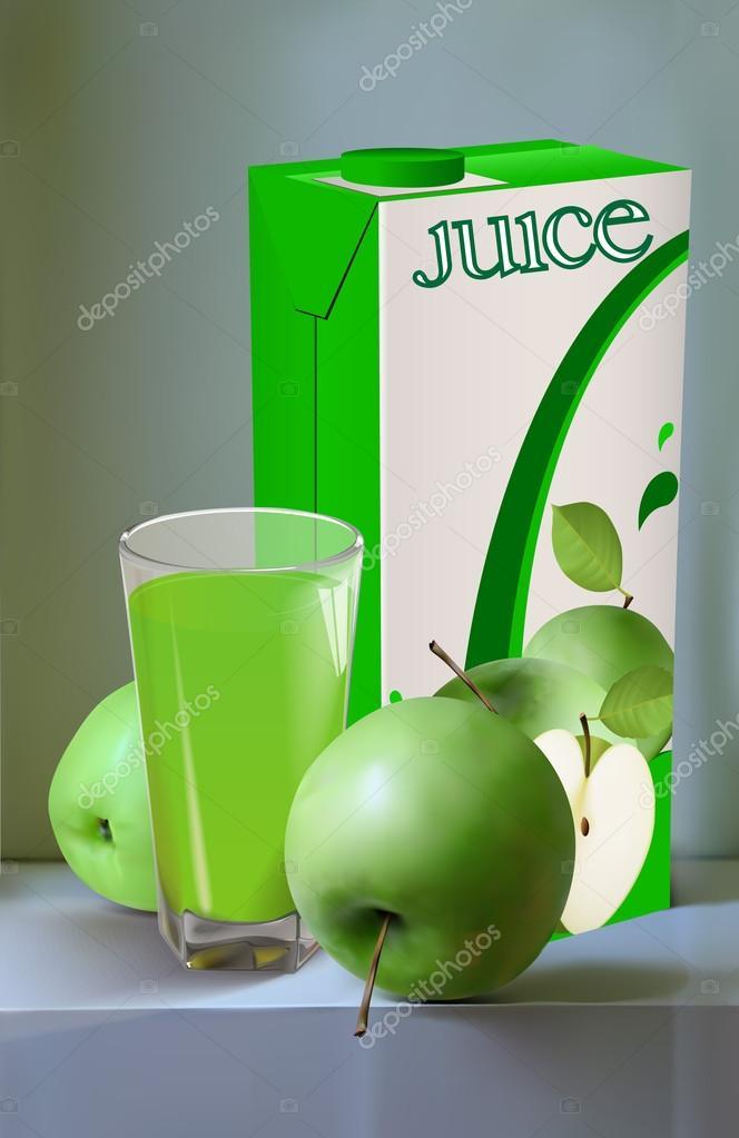 Juice of apples