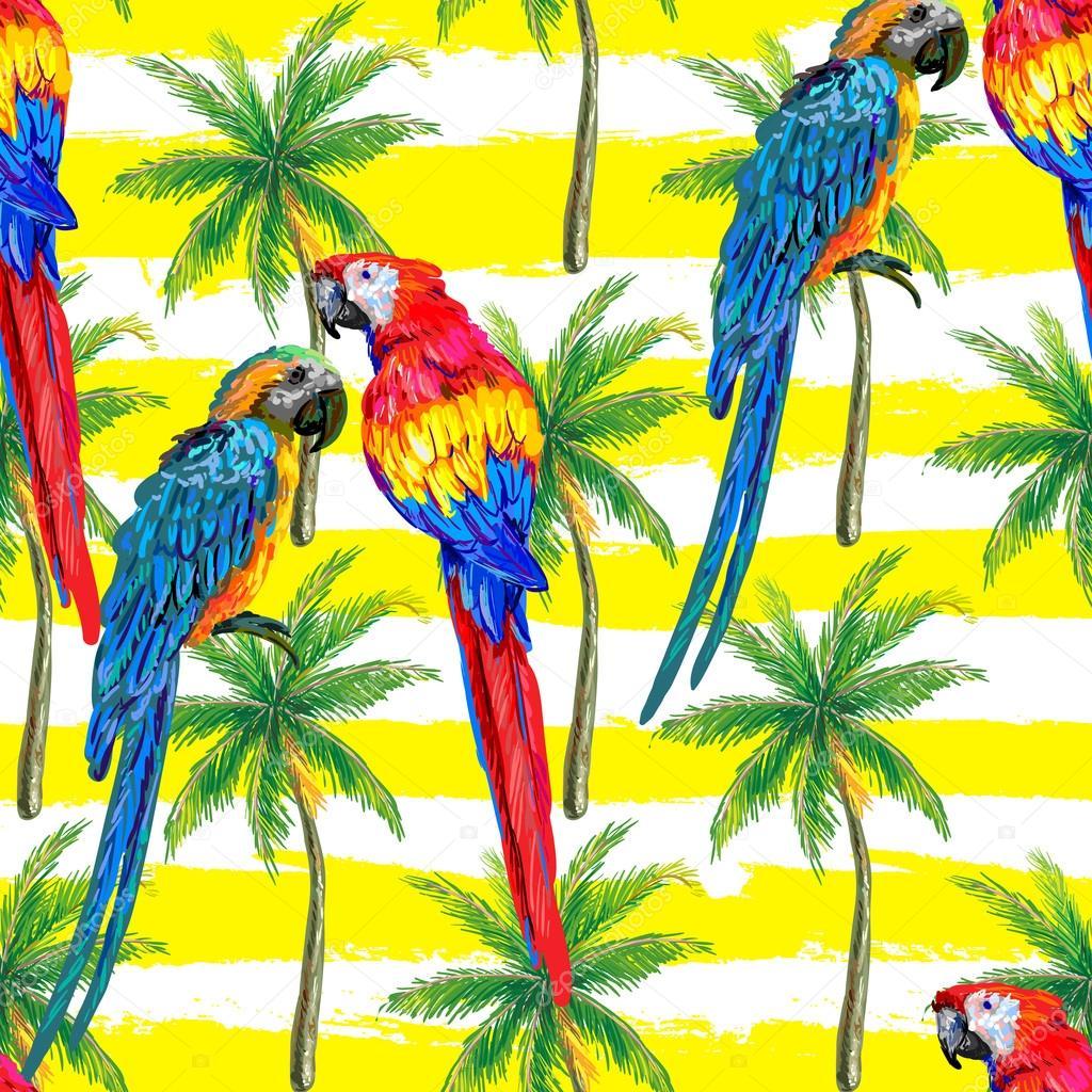 papegaai behang finest with papegaai behang free zwart botanisch behang boer staphorst with. Black Bedroom Furniture Sets. Home Design Ideas