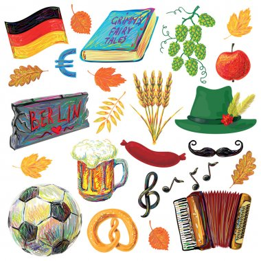 Germany travel traditional food