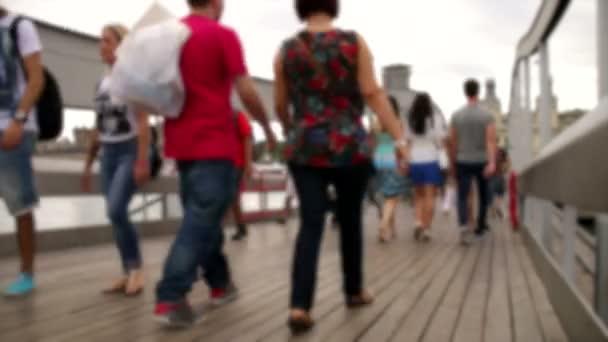 dav křížení maremagnum most časová prodleva rozmazané