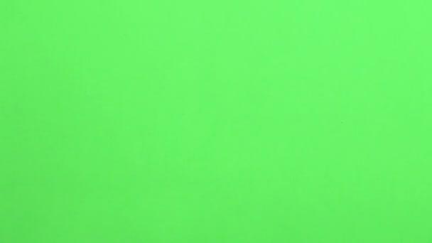 mobilní zařízení dotykové obrazovky prst gesta na zelené