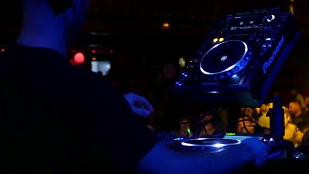 Barcelona v noci Disco párty Sala Apolo