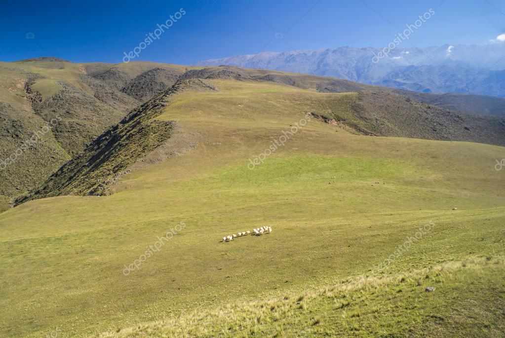Panorama in Capilla del Monte
