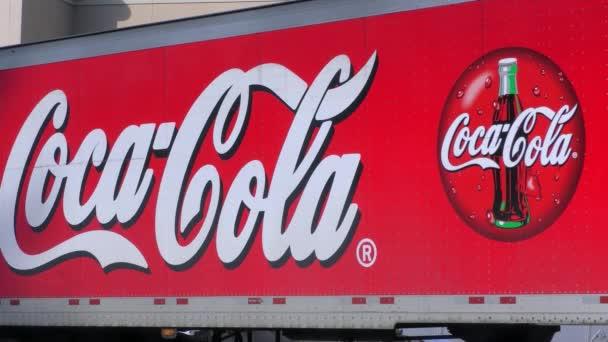 Vyšívání: Coca cola