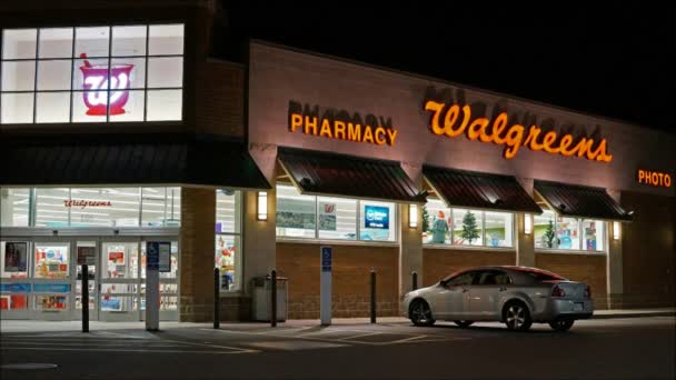 Walgreens Pharmacy Store