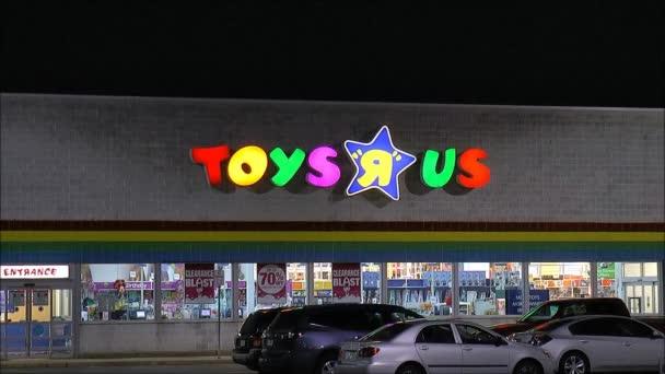 Hračky R nás hračka obchod Storefront