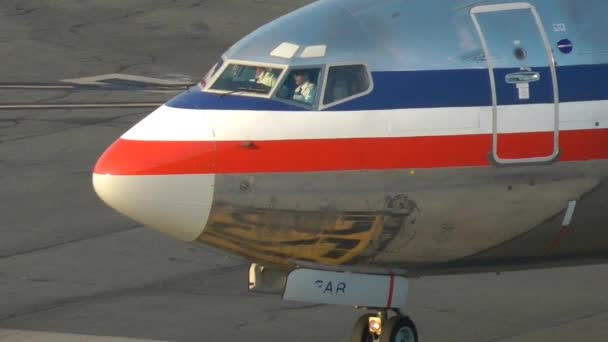 Piloten und Flugzeug-Cockpit