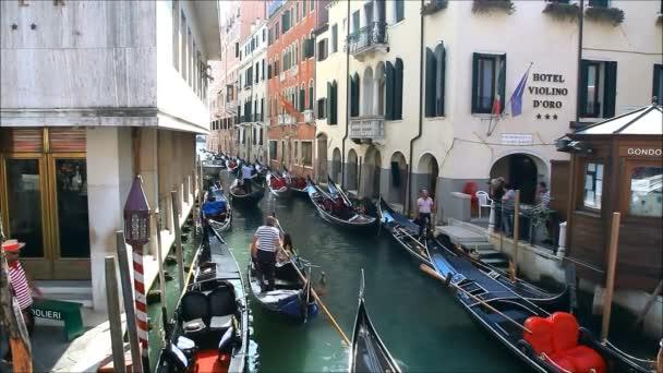 Grand Canal lodě