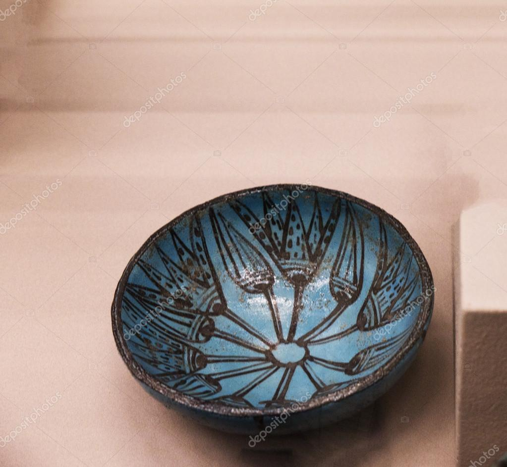 how to make egyptian pottery
