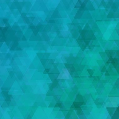 Abstract geometric background  consisting of overlapping triangular elements