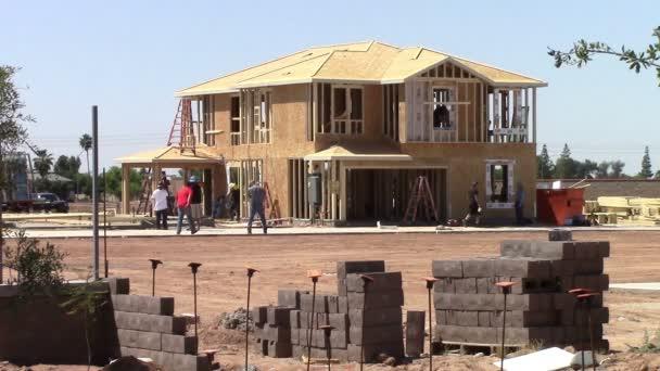 új lakásépítés