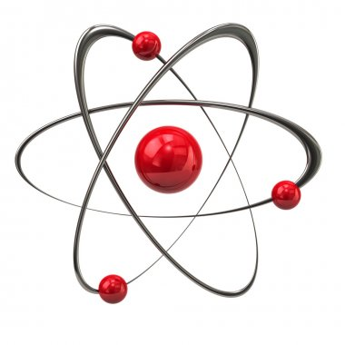 atom, science icon