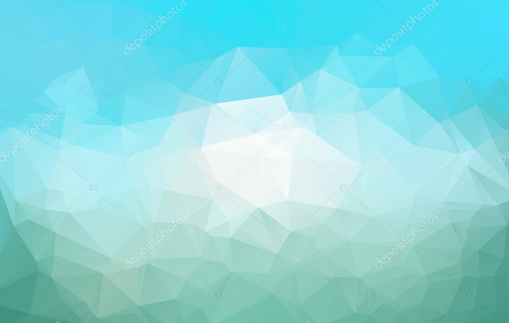 Düşük Poli Renkli Soyut Geometrik Buruşuk üçgen Stylevector