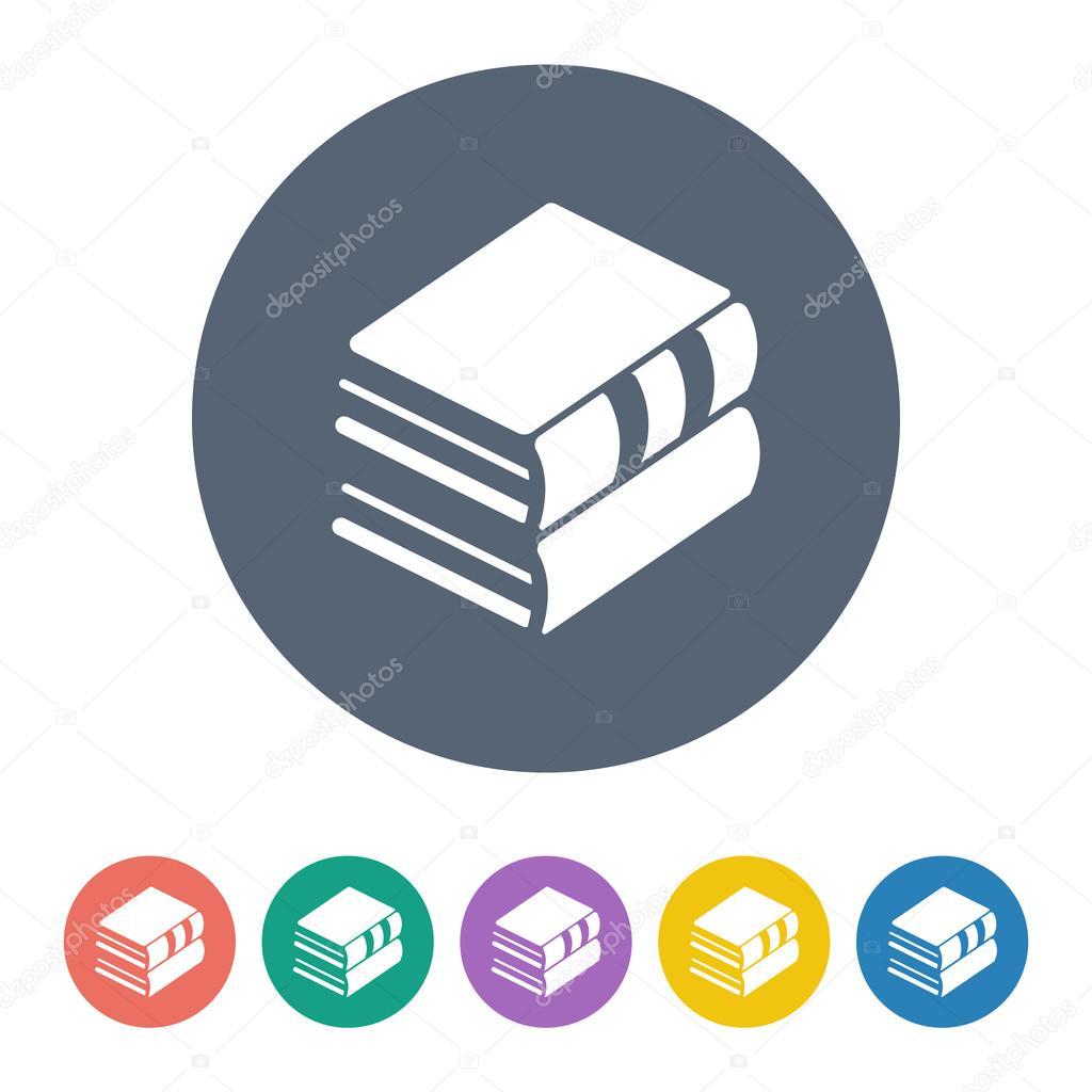 Modern education icon
