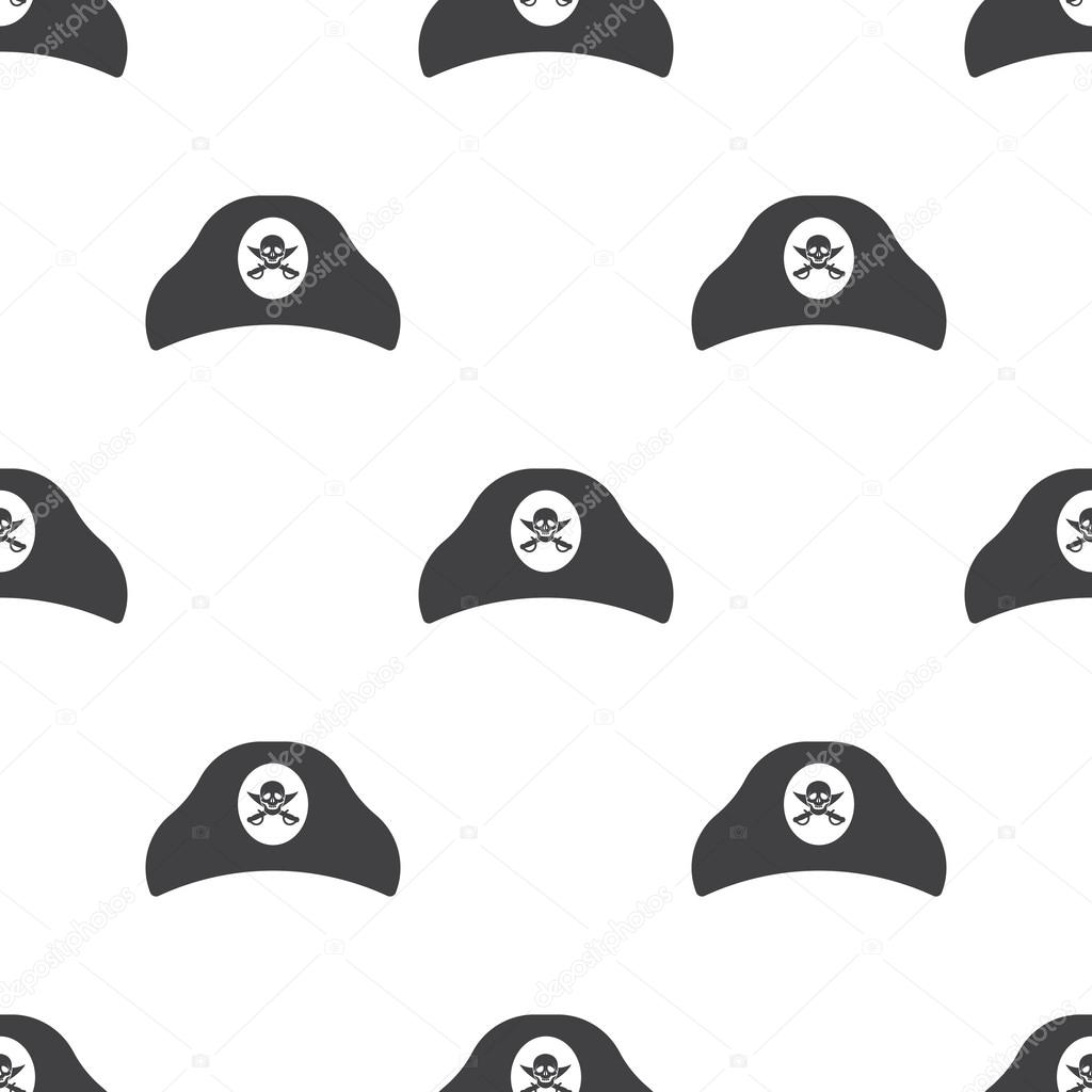 Tricorn Hat Pattern Interesting Decoration