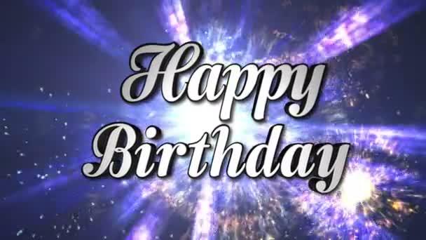 Alles Gute Zum Geburtstag Animation Und Disco Dance