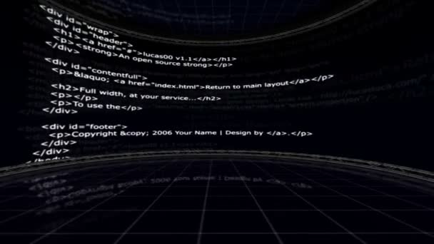 HTML Code in Monitor and Room
