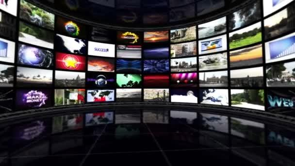 Monitorok szoba háttér