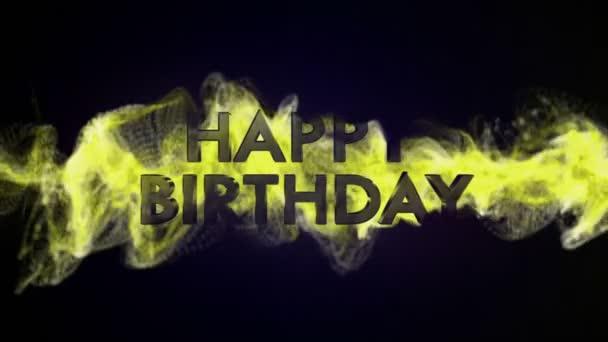Boldog születésnapot szöveg részecskék