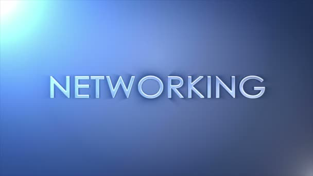 SOCIAL NETWORK Keywords Animation, Loop, 4k