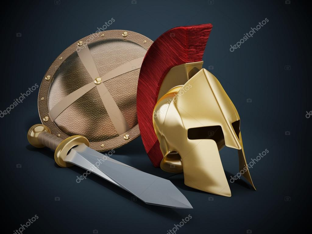 trojan sword and shield - 800×600