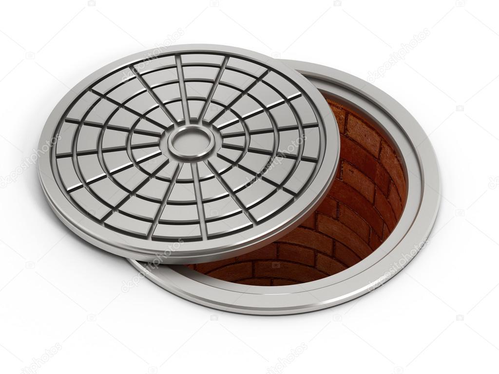 Manhole cover lid