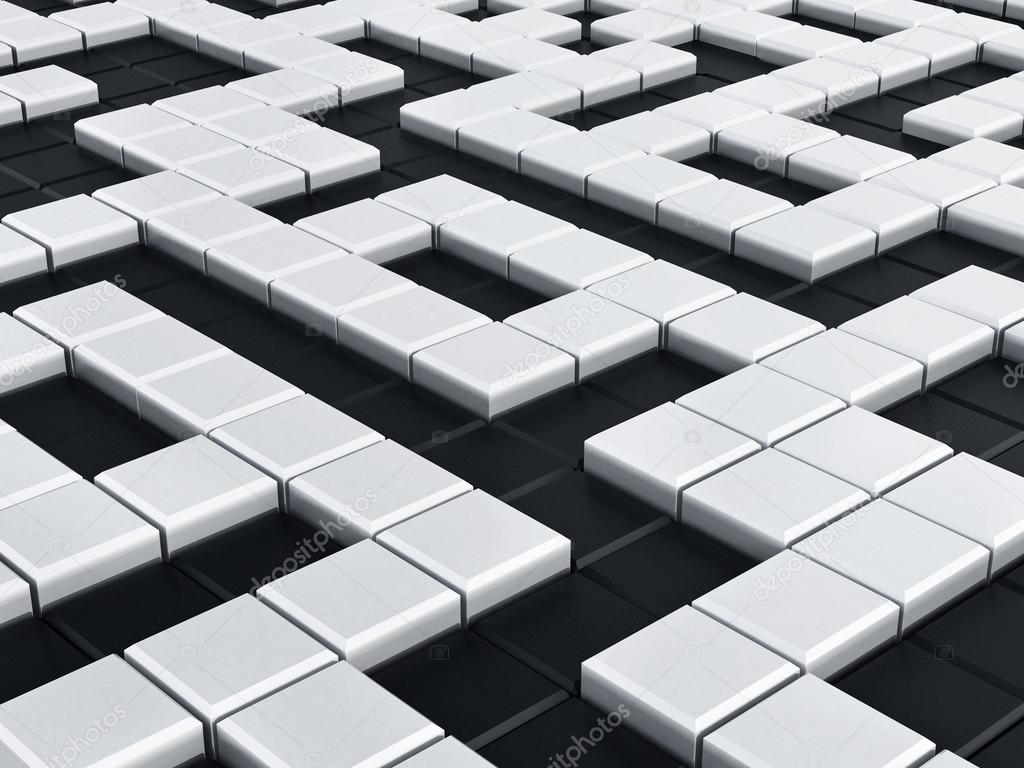 Black And White Crossword Puzzle Background Photo By Destinacigdem