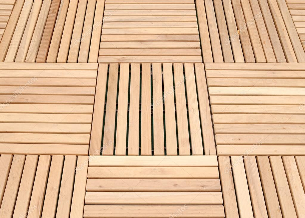 Wood deck panel floor background stock photo sutichak for Parquet pour terrasse exterieur