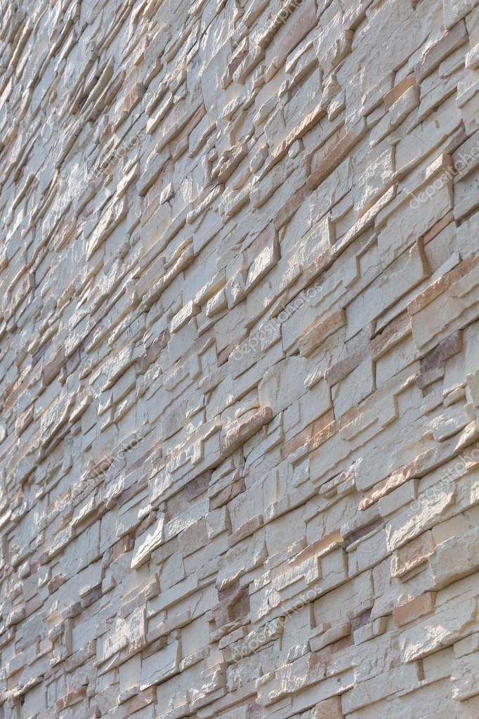 Pierre Blanc Mur Décoratif Intérieur Papier Peint Texture