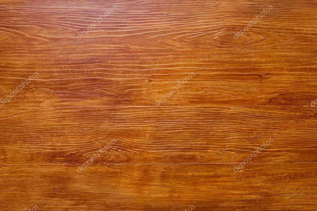 Bruin Houtnerf Textuur, Bovenaanzicht Van Houten Tafel