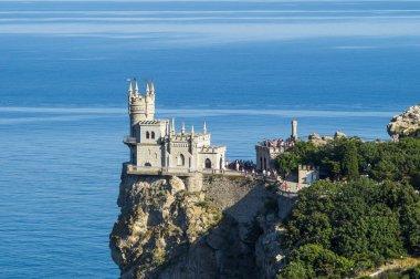 Swallows Nest Decorative Castle in Crimea