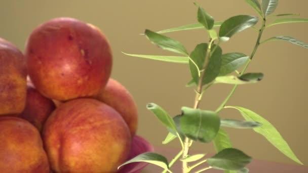 édes és ízletes őszibarack