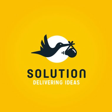 Delivering Ideas Original Memorable Symbol