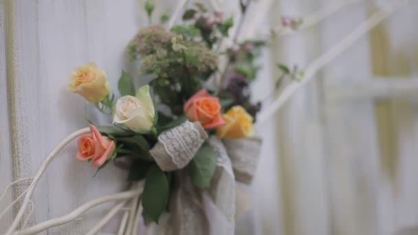 Bouquet of  flowers, flower decorations