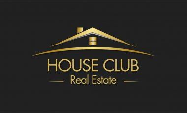 House Club Real Estate Logo