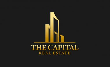 The Capital Real Estate Logo