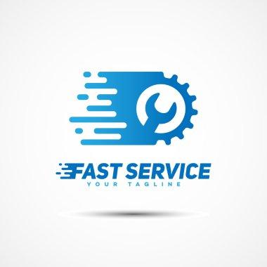 Service template logo