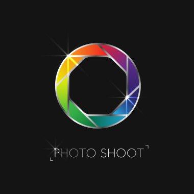 Photo shoot logo