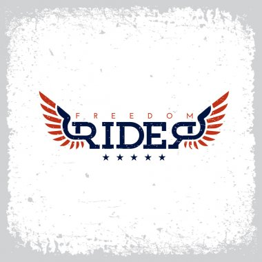 Freedom rider label