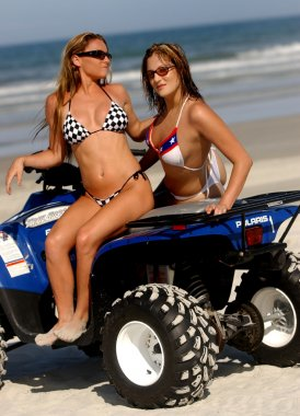 Miss Playboy St. Augustine and Her Friend