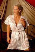 Photo Playboy Model Rebecca Newell