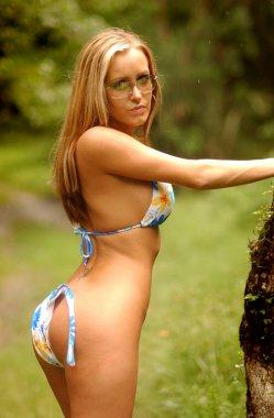 Playboy Model Jessica Barton - Bikini Shoot