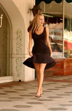 Playboy Model Jessica Barton - Fashoion Shoot