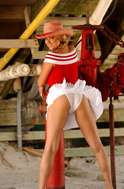 Cheerleader - Cowgirl - Upshirt - All American Gal