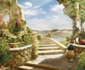 schody do nebe