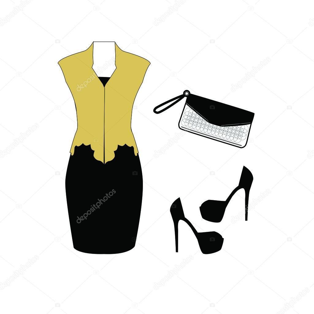568ccd3ff2aa Black Dress