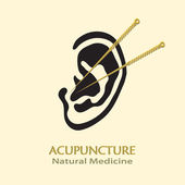 Acupuncture, Chinese Medicine business sign.