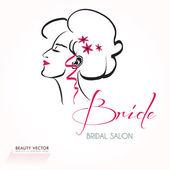 Fényképek Szépsége ikonja  üzleti iratkozzon sablon szépség  divat-ipar