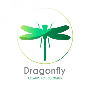 Fragonfly Business sign template
