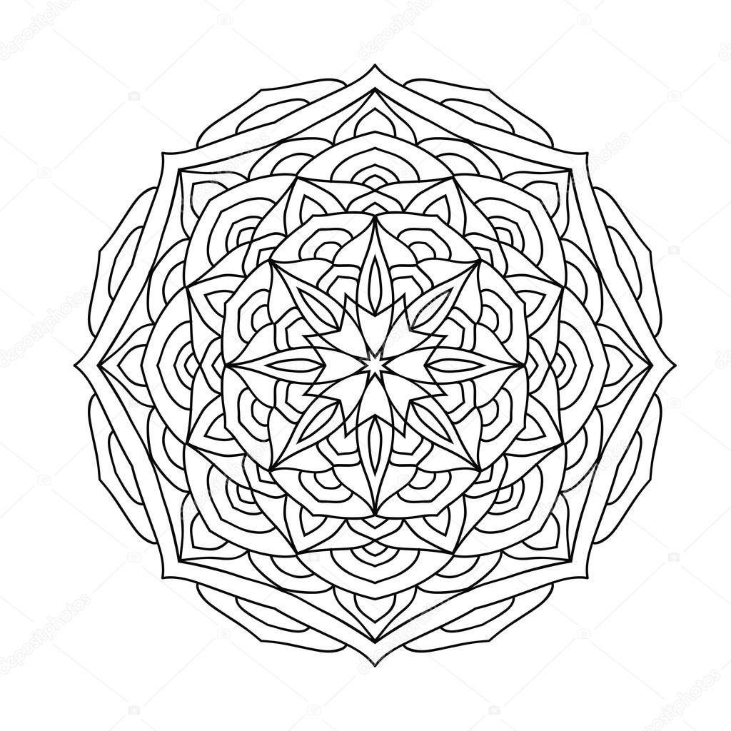 Mandalas 62510 Mandalas Disegni Da Colorare Per Adulti